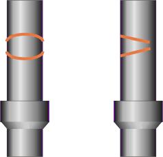 Как разъединить чугунные трубы канализации